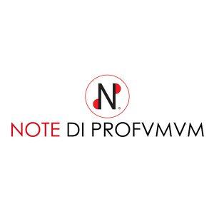 NOTE DI PROFUMUM
